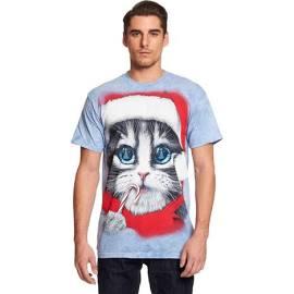 mountain cat xmas