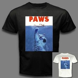 "Paws Tee Shirt ' ""we're gonna need a bigger featherstick!"""