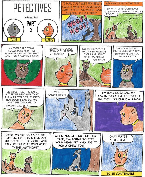 petectives webcomic part 2 REVISED copy